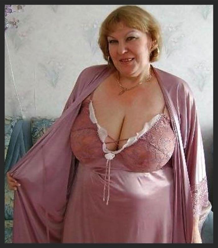 Big fat grannies