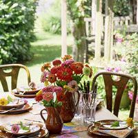 6 Unexpected Ways to Dress Up a Patio Party