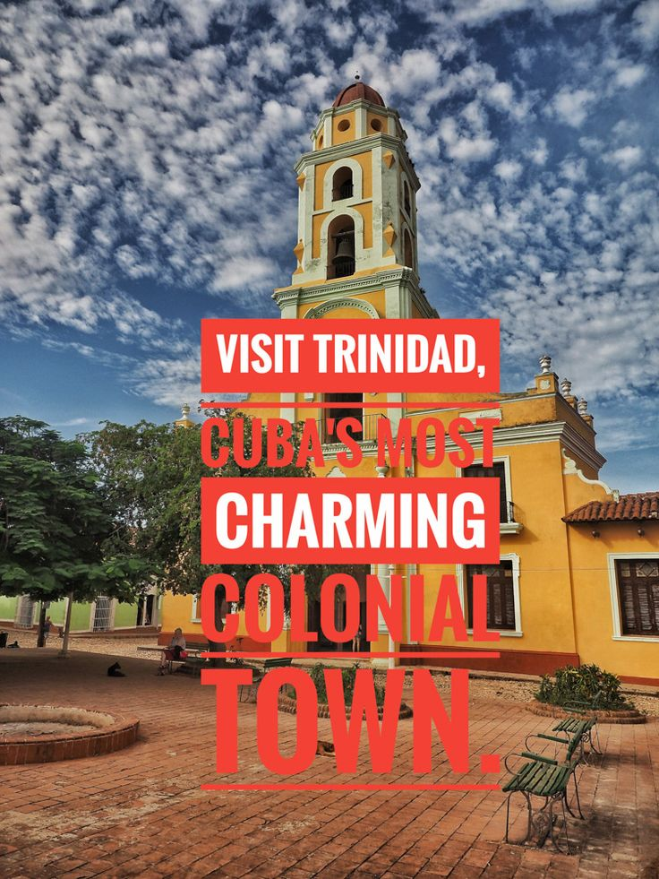 Trinidad is one of Cubas most popular tourist destination and it´s easy to understand why this charming Unesco World heritage city is so popular