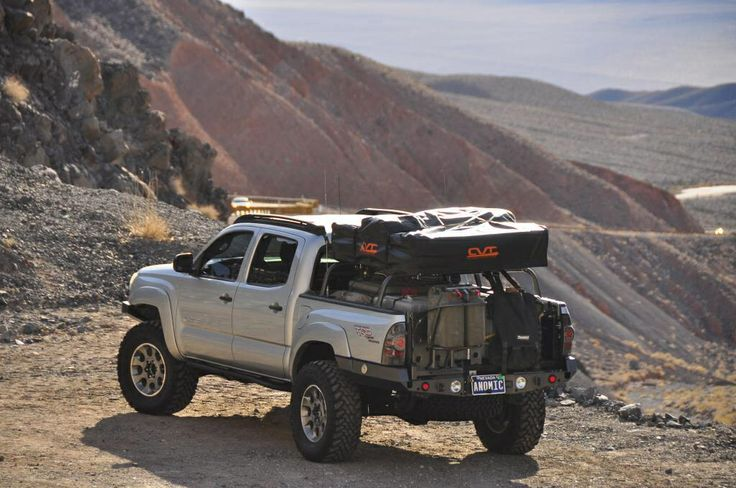 Tacoma Overland Google Search Off Road Pinterest