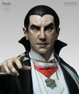 Sideshow Universal Monsters - 1/4 Scale Count Dracula (Bela Legosi) Statue by Sideshow Collectibles. $749.99. Sideshow Universal Monsters - 1/4 Scale Count Dracula (Bela Legosi) Statue. Polystone Statue with real cloth outfit. Features Detailed display base. Sideshow Universal Monsters - 1/4 Scale Count Dracula (Bela Legosi) Statue.