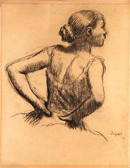 Buste de danseuse By Edgar Degas More