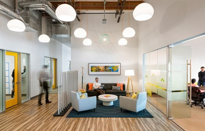 CPP (The Myers-Briggs Assessment Publisher) - Sunnyvale Headquarters - Office Snapshots