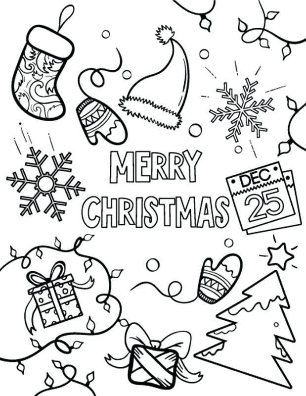 Merry Christmas Coloring Pages Merry Christmas Coloring Pages Colo Printable Christmas Coloring Pages Merry Christmas Coloring Pages Christmas Coloring Pages