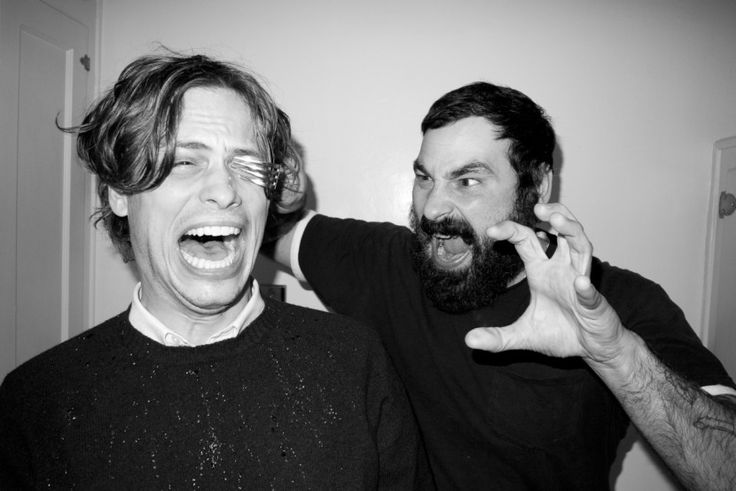 Matthew Gray Gubler & Terry Richardson Make A Winning Combo | StyleCaster
