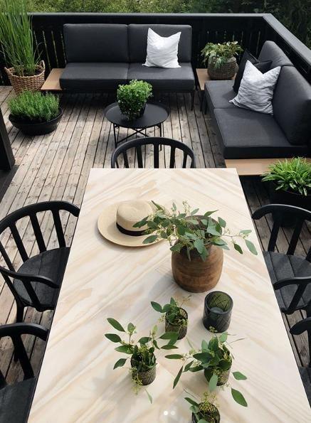 10 idées pour aménager une terrasse urbaine de rêve
