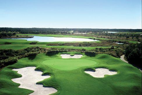 Thistle Golf Club Sunset Beach NC