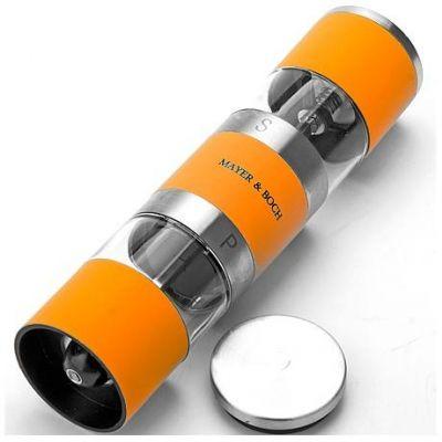 Перцемолка 2 в 1 mayer&boch 24170, оранжевый,~(UUDHTLB)