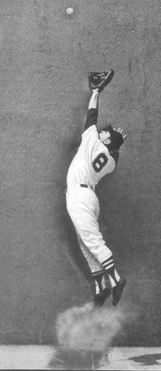 It could not have been an easy task to replace the beloved Ted Williams in left field, but somehow Carl Yastrzemski swayed the fans over and stayed in that position from 1961-1983.