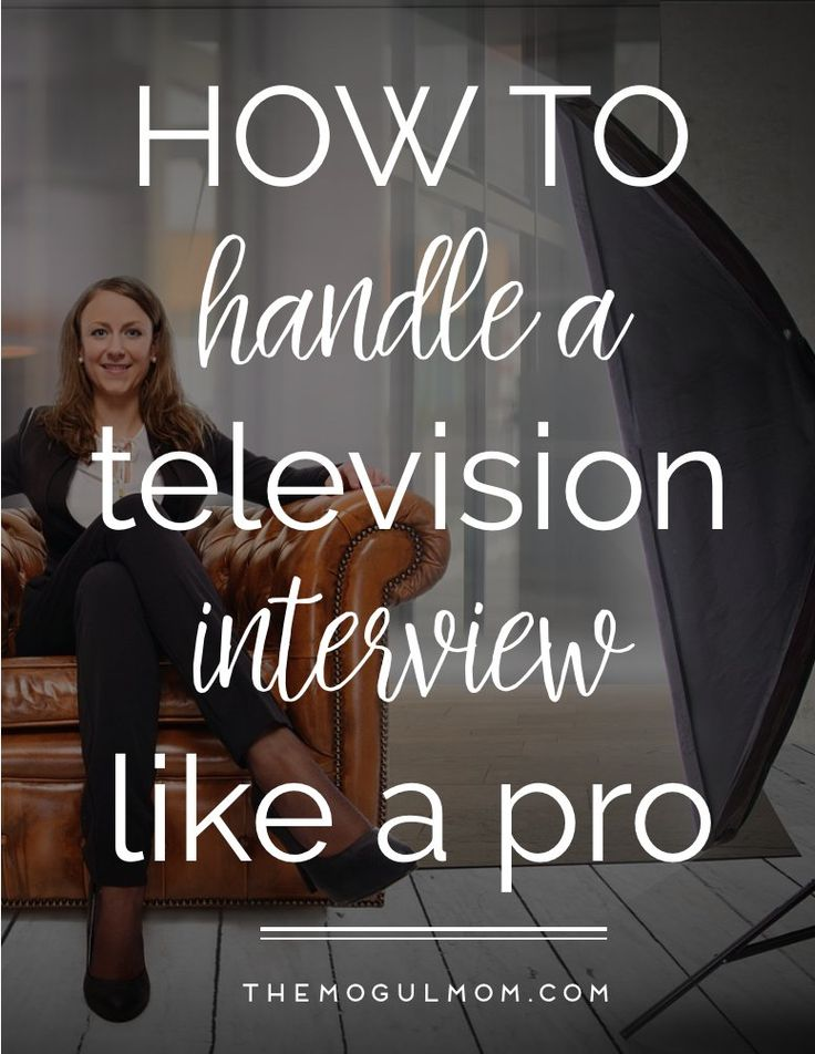 How landing a TV opportunity is a chance for you to demonstrate thought leadership and industry expertise and get your company in the media spotlight.