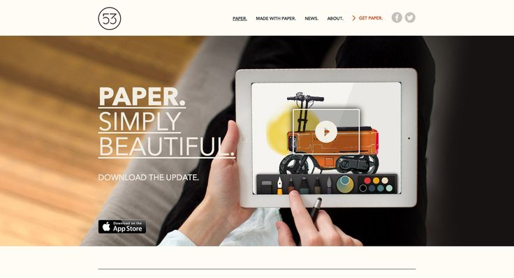 Paper   FiftyThree