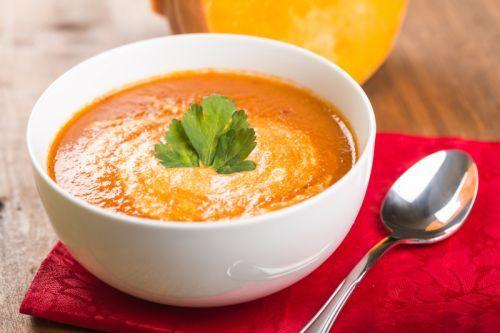 La recette facile de potage à la citrouille!