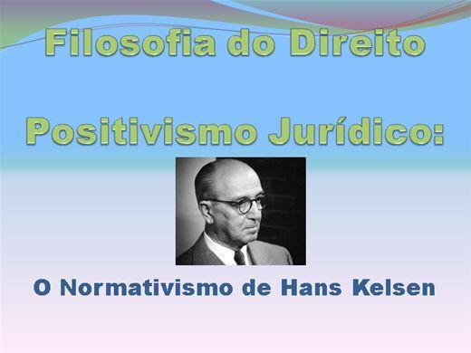 Curso online de Positivismo Juridico de Hans Kelsen
