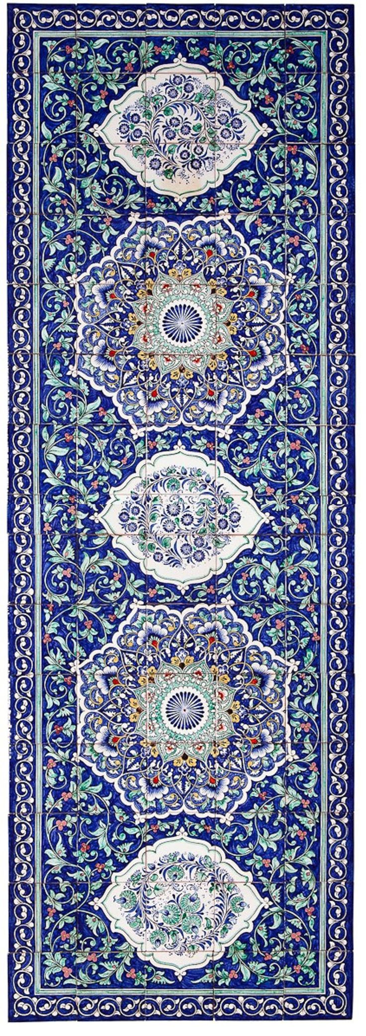 Rishtan Large Tile Panel