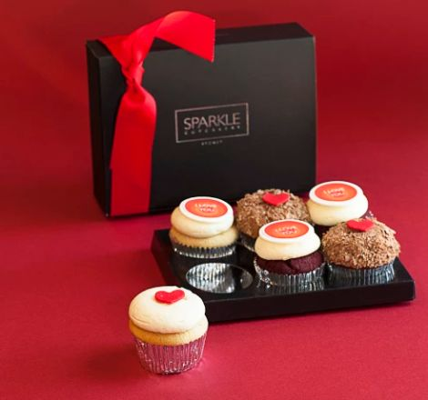 Cupcakes, delivered