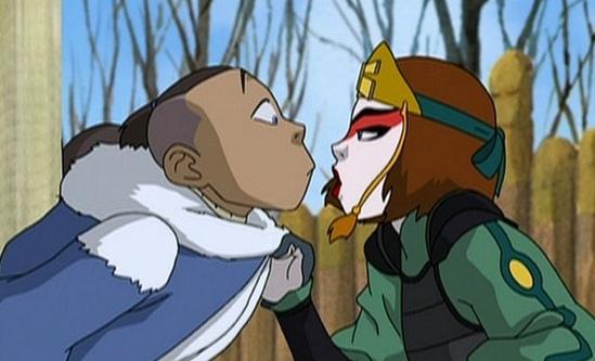 Sokka & Suki (Avatar: The Last Airbender)