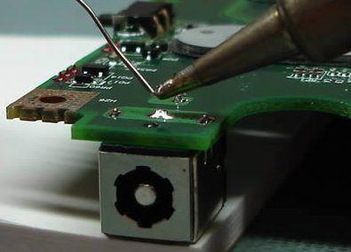 Laptop power sockets