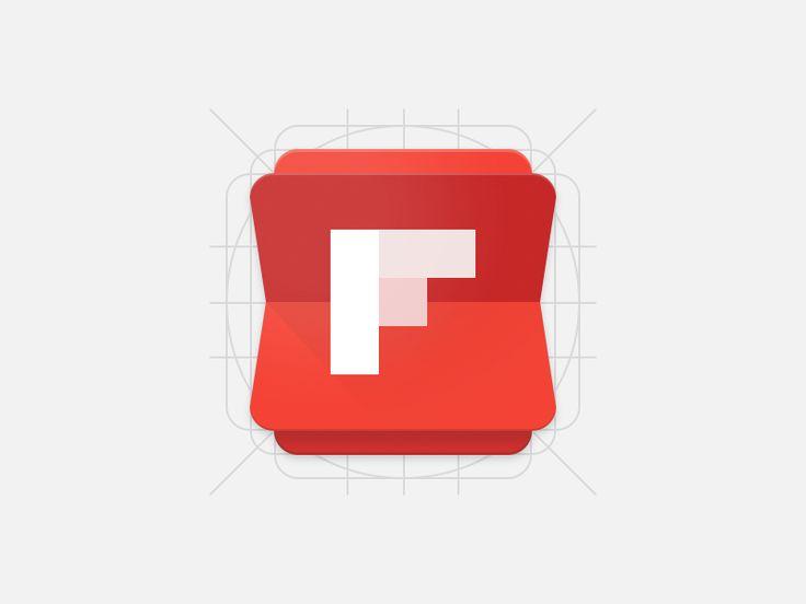 #icon Flipboard icon