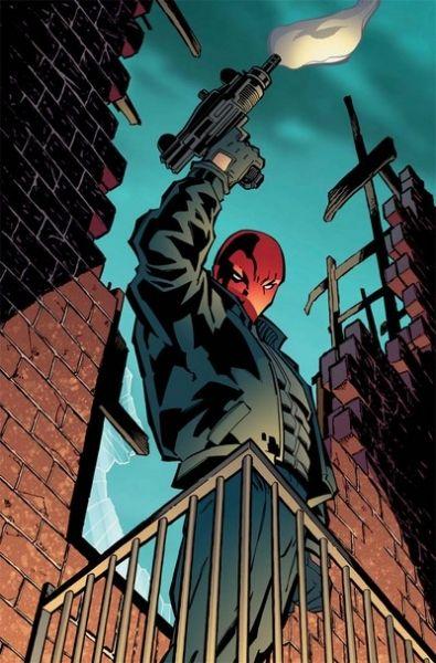 Jason Todd Red Hood   Red Hood / Jason Todd   StrangeArts - Комиксы ...