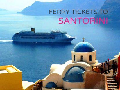 SANTORINI FLIGHTS | Cheap Flights to Santorini (Thira), Greece