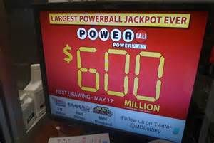 600 million lottery - Bing Images