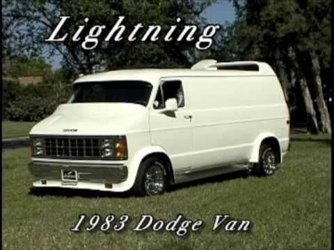 Custom Vans For Sale