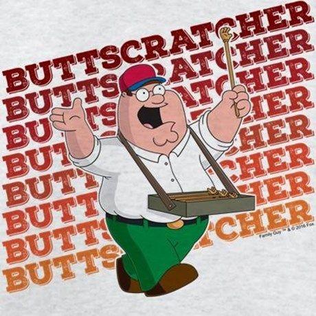 Peter Butt Scratcher
