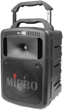 MIPRO MA708 with CD Player and Receiver - CD Player and Wireless Rcvr | Sweetwater.com