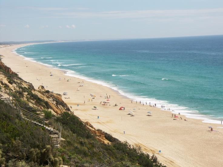 Praia da Galé, Alentejo, Portugal