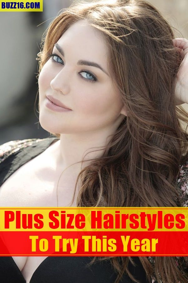 50 Plus Size Hairstyles To Try This Year Fashion Plus