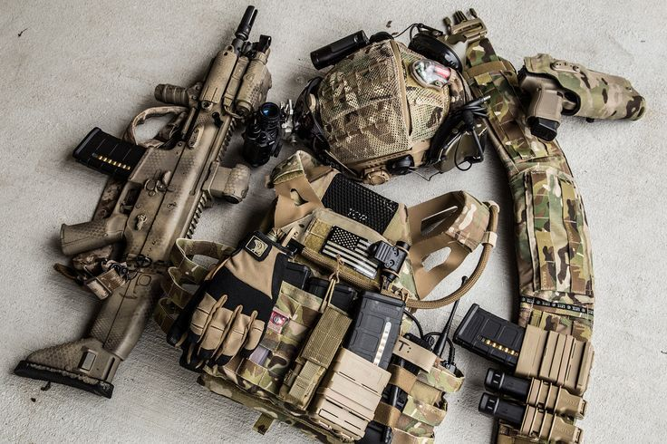 tactical gear loadout - Google Search
