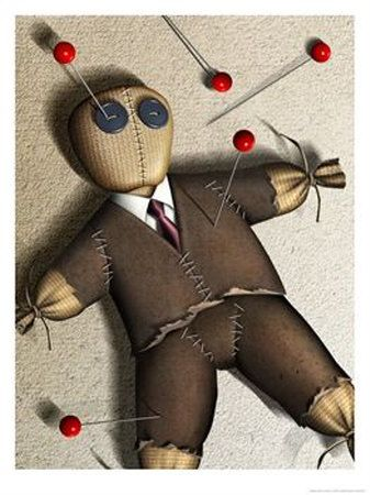 How to Create a Voodoo Doll