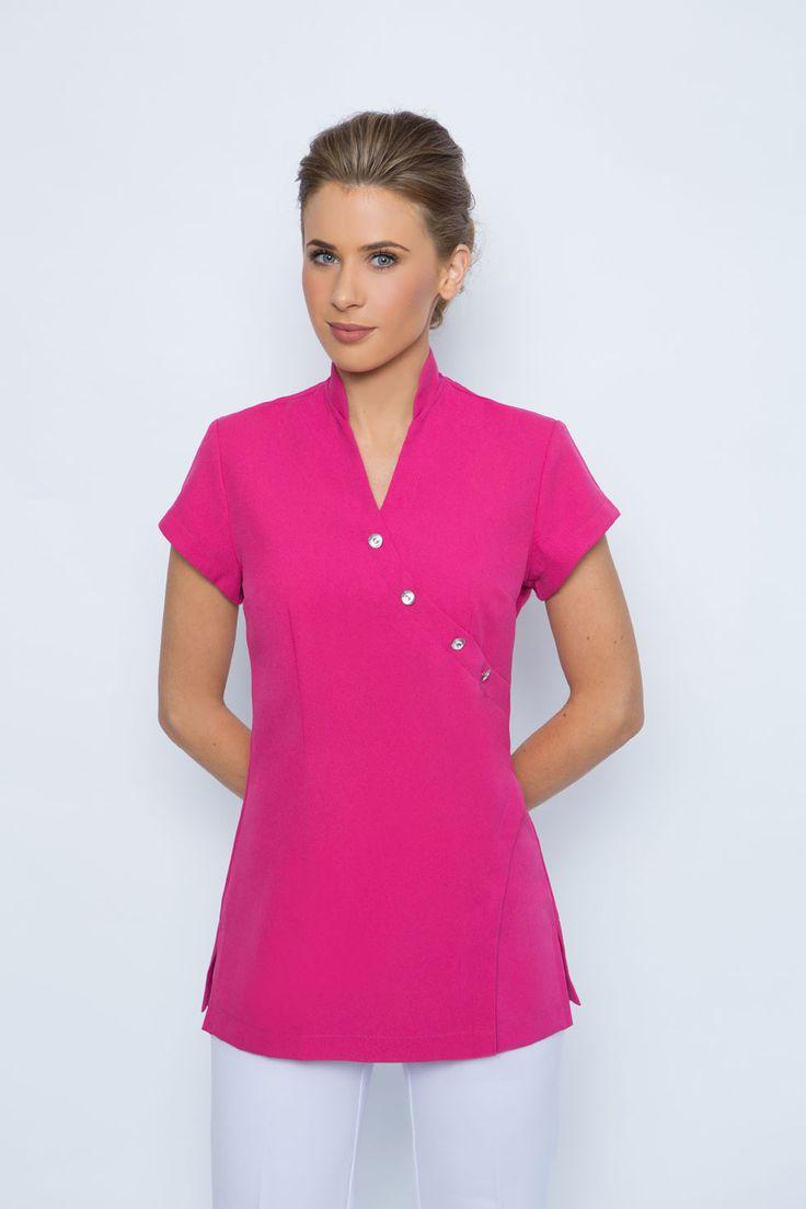 14 best csc uniform images on pinterest workwear spa for Spa uniform blue
