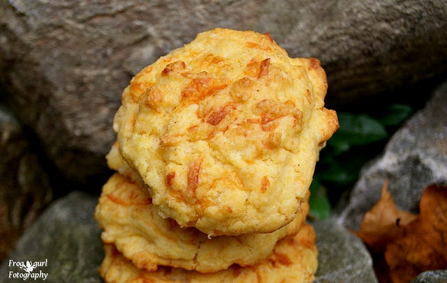 Cornmeal Drop Biscuits | Savory Breads | Pinterest