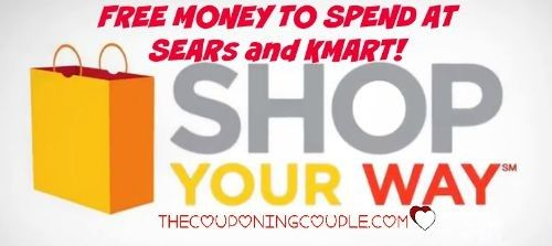 **FREE MONEY TO SPEND AT Kmart or Sears** Grab 6,000 ($6.00) to use in the store or online!! GO NOW!!  Click the link below to get all of the details ► http://www.thecouponingcouple.com/free-money-6-to-spend-at-kmart-or-sears/  #Coupons #Couponing #CouponCommunity  Visit us at http://www.thecouponingcouple.com for more great posts!