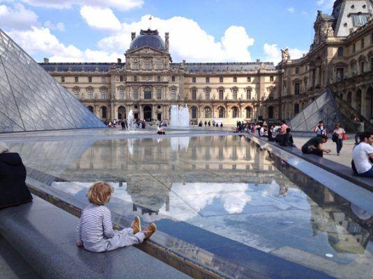Tips voor het Louvre met kinderen: hoe kom je snel binnen, wanneer gaan, wat zien in het Louvre?