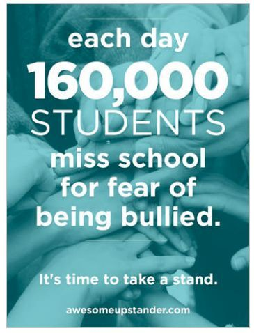 bullying facts global issues Be on the lookout for persistent retention issues if a lot of  make it clear bullies  aren't rewarded – in fact, exactly the opposite turning a blind.