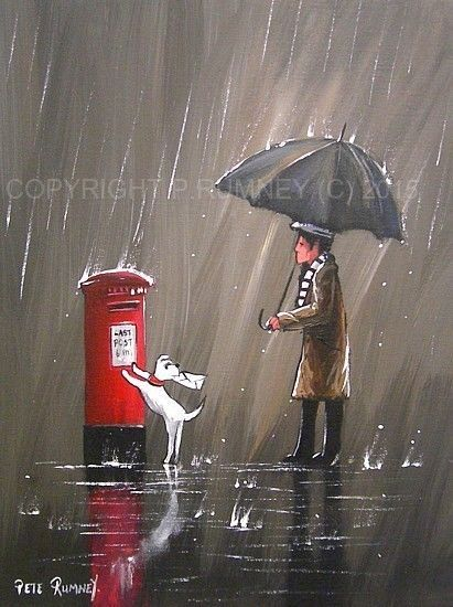 PETE RUMNEY FINE ART MODERN ACRYLIC OIL ORIGINAL PAINTING IMPORTANT MESSAGE in Art, Artists (Self-Representing), Paintings | eBay