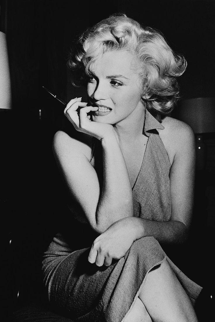 Los peinados icónicos de los años 20, 30, 40, 50, 60 y 70: Marilyn Monroe