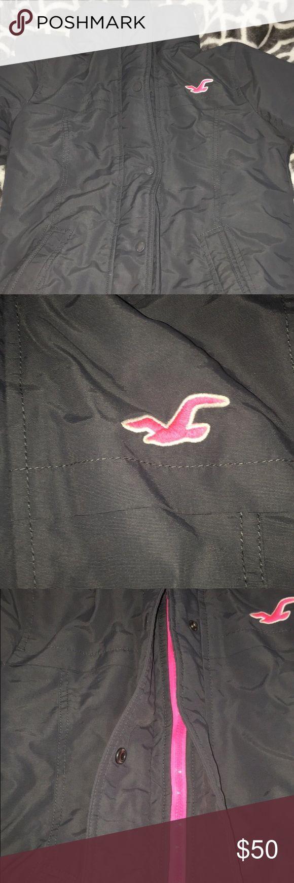 Hollister Jacket Hollister Jacket,size XS , brand new! Hollister Jackets & Coats