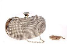 Luxus Fingerring Strass Gold Kupplung Frauen Abendtaschen Kristall Diamant Partei Handtaschen Tasche Für Telefon Tasche SMYCWL-C0021 //Price: $US $28.43 & FREE Shipping //     #abendkleider