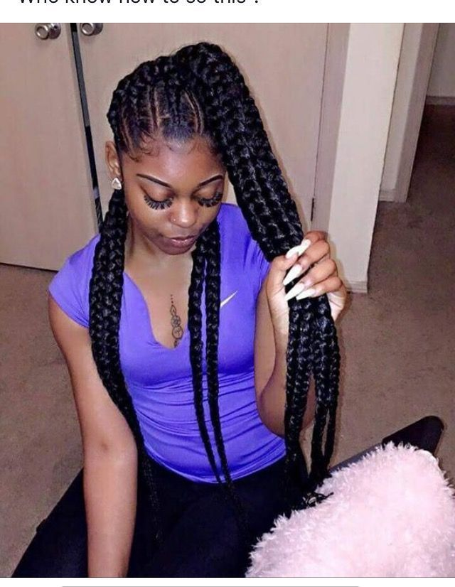 Image result for feed in braids with weave