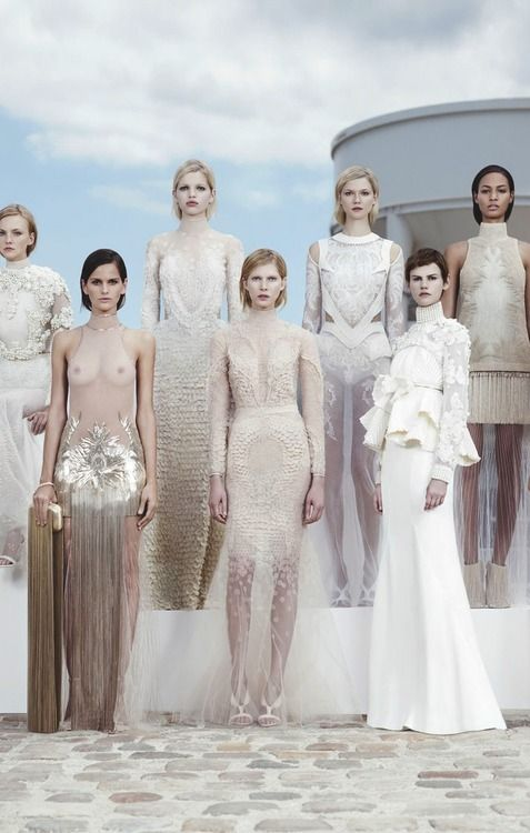 Givenchy Haute Couture F/W 2011, by Riccardo