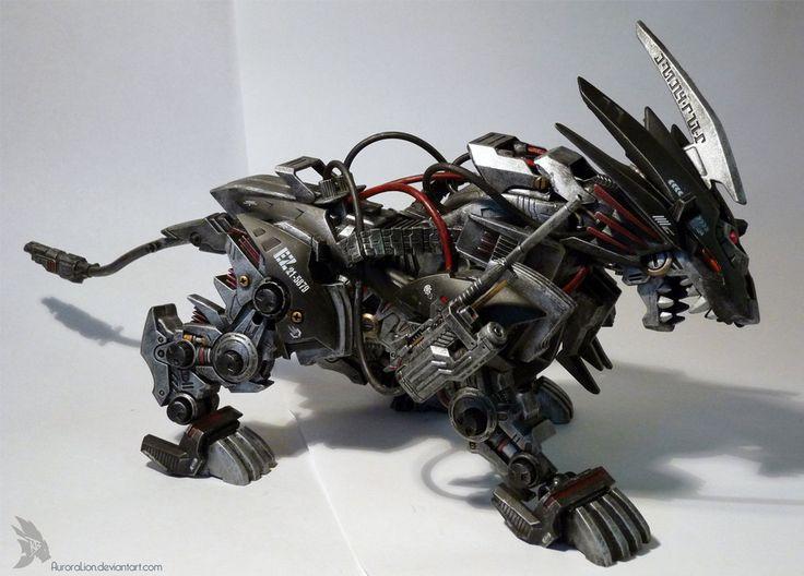 Energy Liger MK-II by AuroraLion