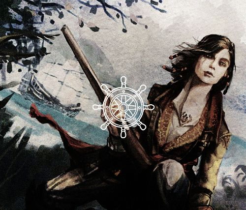 Mary Read: An adventurous woman. Posted on Tumblr.com by edwards-kenway.