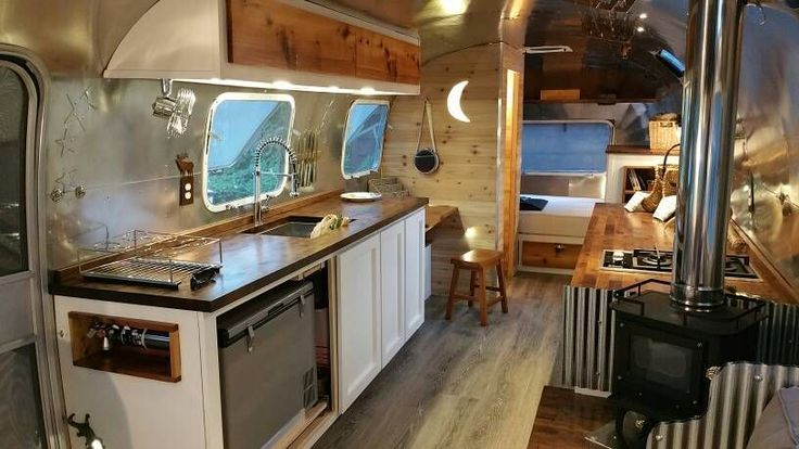 Wrapping my year long renovation - Airstream Forums