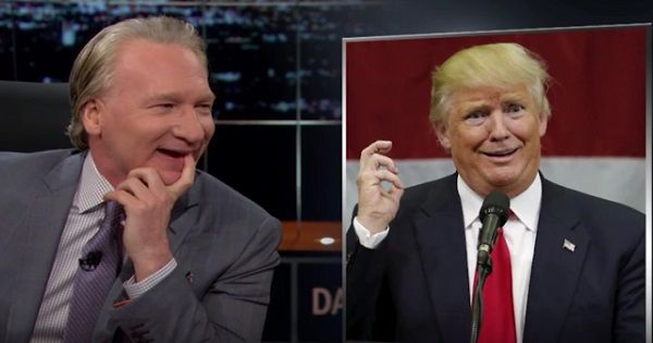 [Video] Bill Maher HUMILIATES Trump In Awesome New Interview
