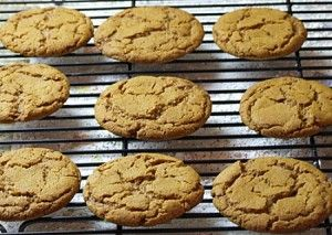 Extra- Crispy Gingersnaps | Recipe Girl