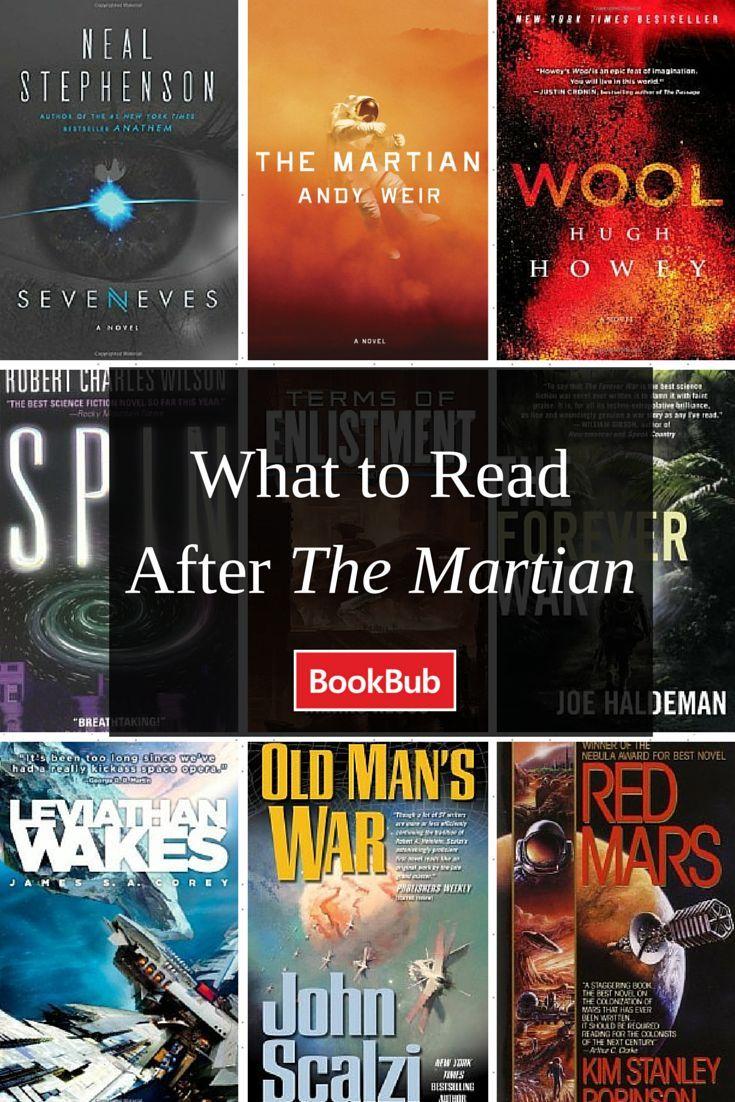 Books Like The Martian