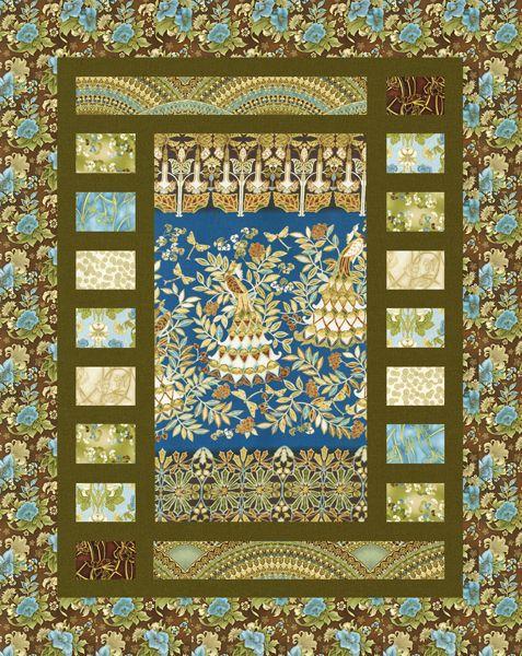Grand Stand Designer Pattern: Robert Kaufman Fabric Company